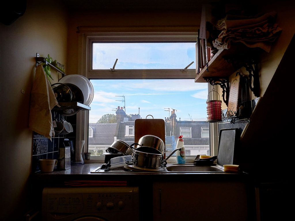 """""""One Year in Two Rooms. A Conversation with Myself"""" by Darran Rees"""
