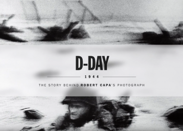 Behind Robert Capa's Photo Of Normandy Beach