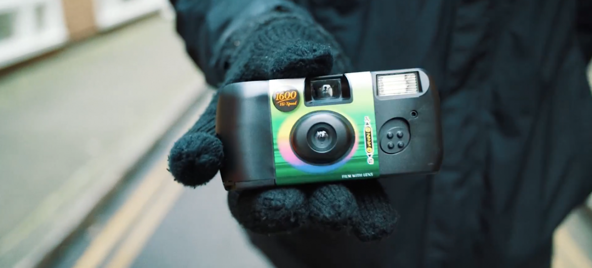 Shooting with Disposable Cameras