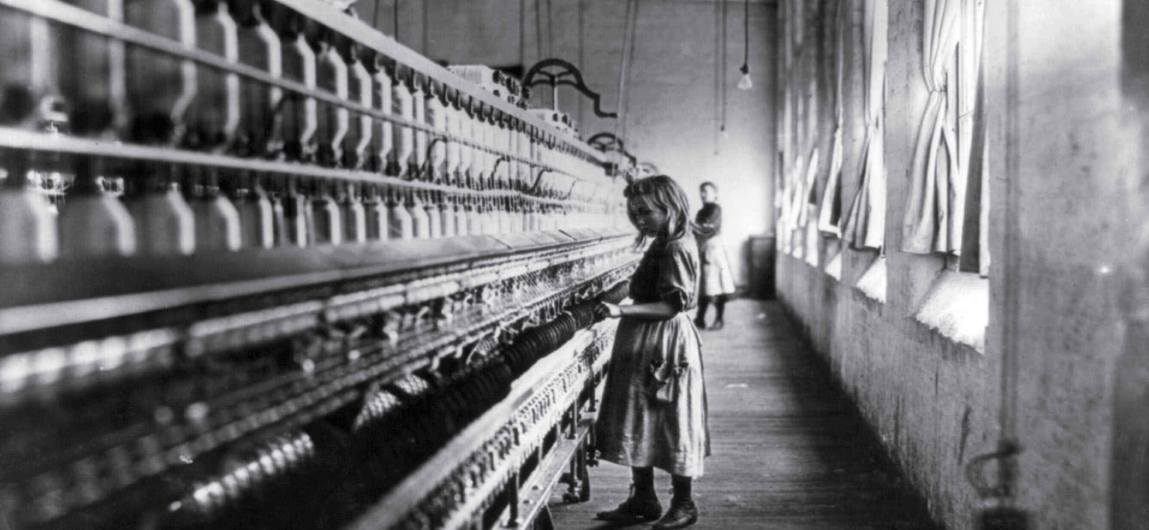 Cotton Mill Girl: Behind Lewis Hine's Photograph & Child Labor Series