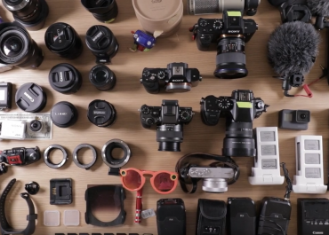 A look at Kaiman Wong's camera gear - What's in my bag?