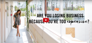 Are You Losing Business Because You're Too Expensive? by Jasmine Star