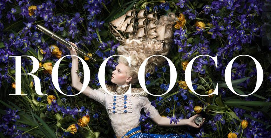"The ""Rococo"" Series by Alexia Sinclair"