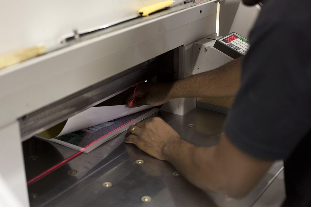 Behind the scenes at the Orms Photobook Factory | Orms Print Room & Framing