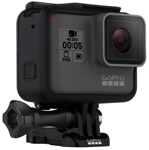 GoPro HERO5 Black Competition with Orms