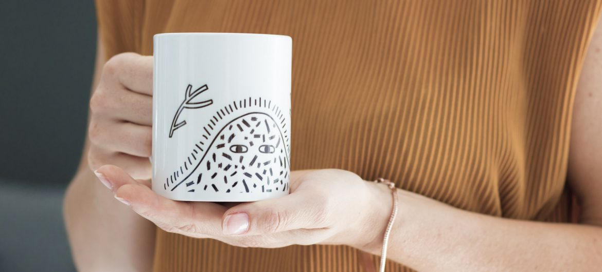 Printing a Coffee Mug with Orms Print Room & Framing