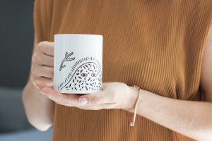 Printing a Coffee Mug with Orms Print Room & Framing