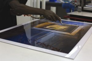 The Process Behind Creating a Diasec with Orms Print Room & Framing