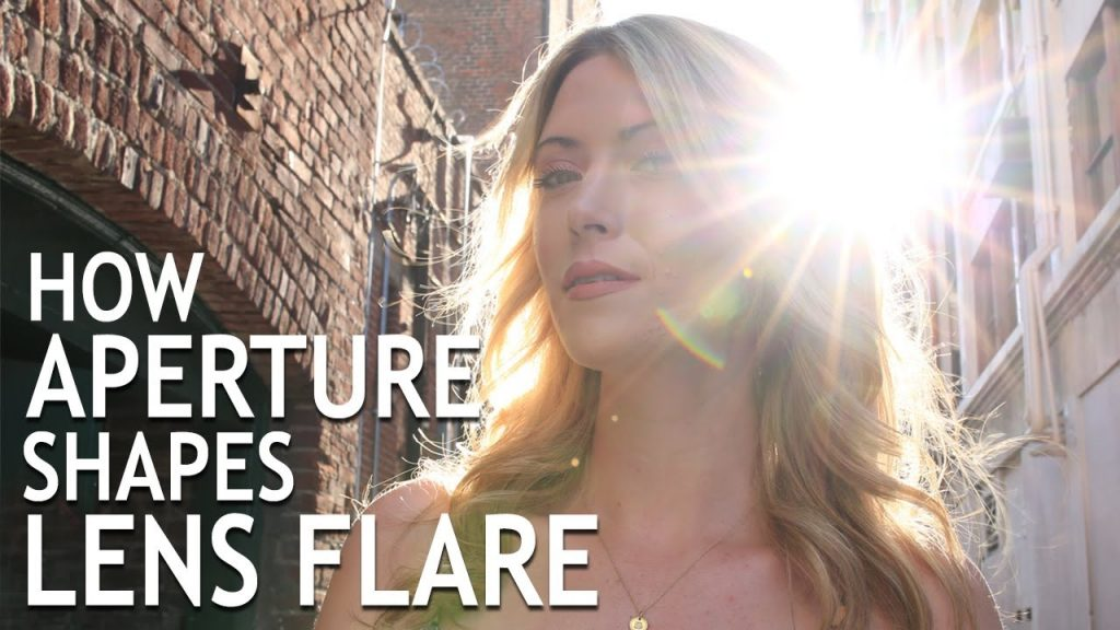 How Aperture Shapes Lens Flare and How to Create it