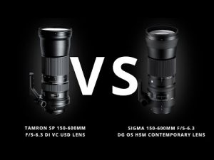 OrmsTV: Tamron vs Sigma 150-600mm Lens Comparison