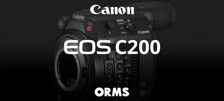 Canon EOS C200 Cinema Camera | In-Depth Discussion with Roger Machin