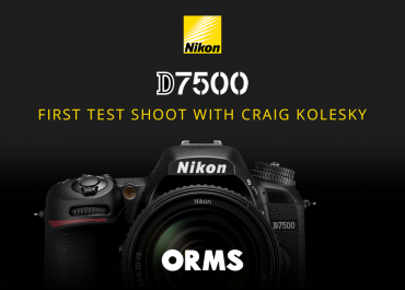 Nikon D7500 Hands-On Review with Craig Kolesky