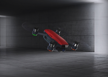 A Closer Look at the Incredible DJI Spark, available at Orms Direct