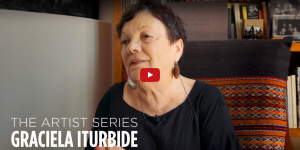 "Graciela Iturbide Featured on ""The Artist Series"" by Ted Forbes"