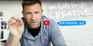Why Clients Call You Back, by Chase Jarvis