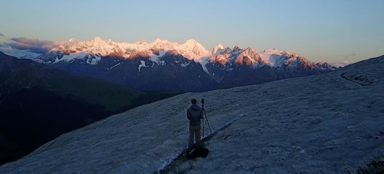 Landscape Photography on Location: Sunrise Mountain with Thomas Heaton