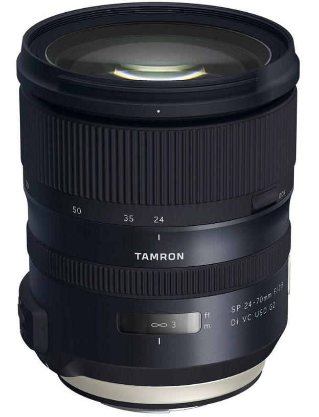 Meet the Tamron SP 24-70mm f/2.8 Di VC USD G2 Lens
