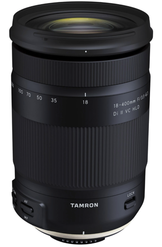 A Look at the Tamron 18-400mm f/3.5-6.3 Di II VC HLD Lens