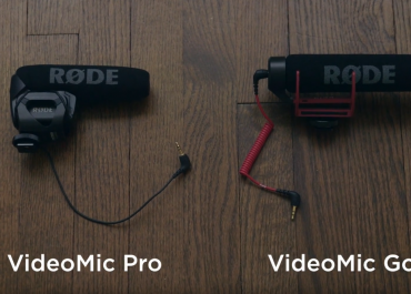 Cinematography: RODE VideoMic Go vs VideoMic Pro