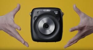 Meet the New Fujifilm Instax Square SQ10