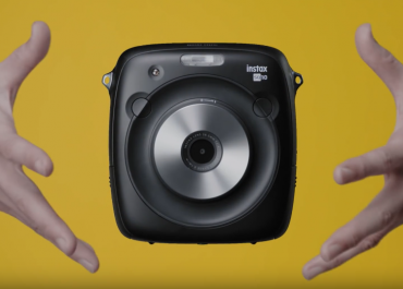 Meet the New Fujifilm Instax Square SQ10
