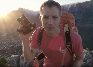 Adventure Photography on Location in Cape Town
