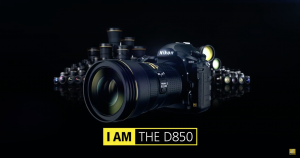 Nikon D850 DSLR Camera Announced