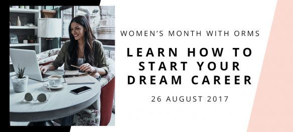 Get Inspired With Orms This Women's Month!