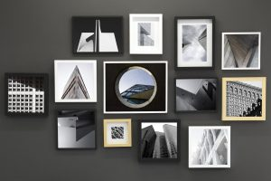 Refresh Your Space With a Framed Gallery Wall