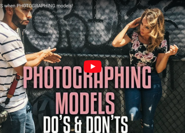 5 Do's and Don'ts When Photographing Models, by Manual Ortiz