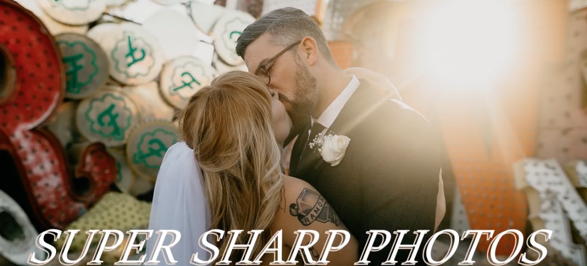 Editing Tutorial: How to Get Super Sharp Images