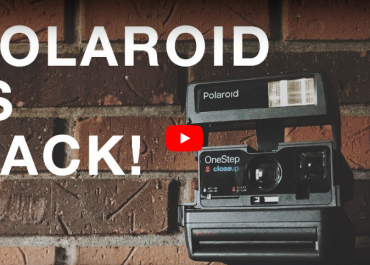 Polaroid is back! by Matt Day