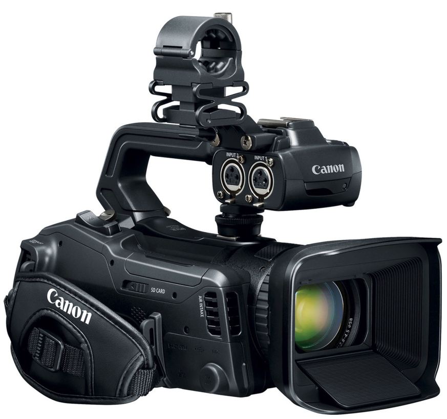 Meet the Canon XF405 Professional 4K Camcorder at Orms, South Africa
