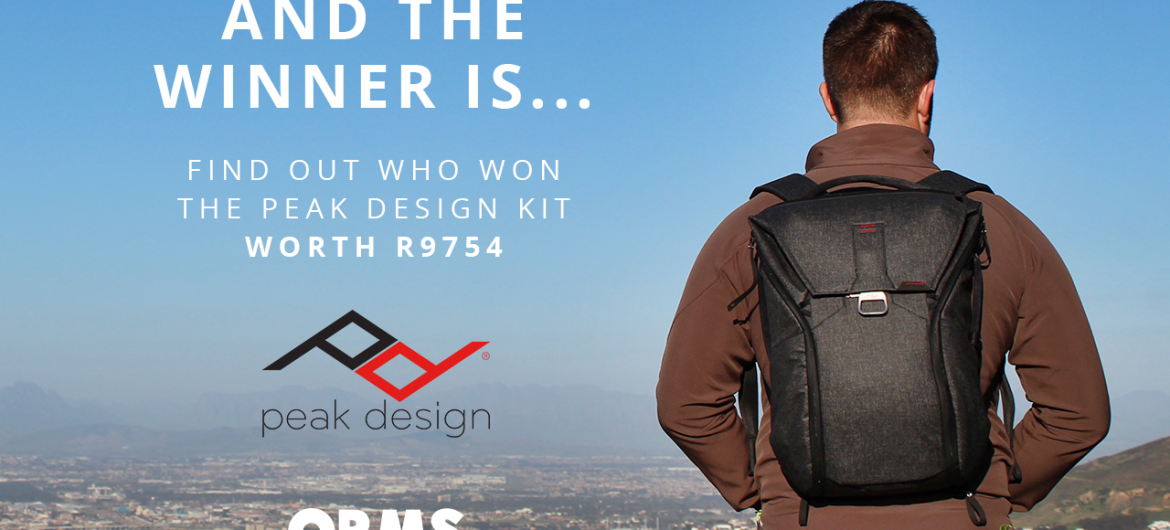 Giveaway: WIN a Peak Design Kit Worth R9754!