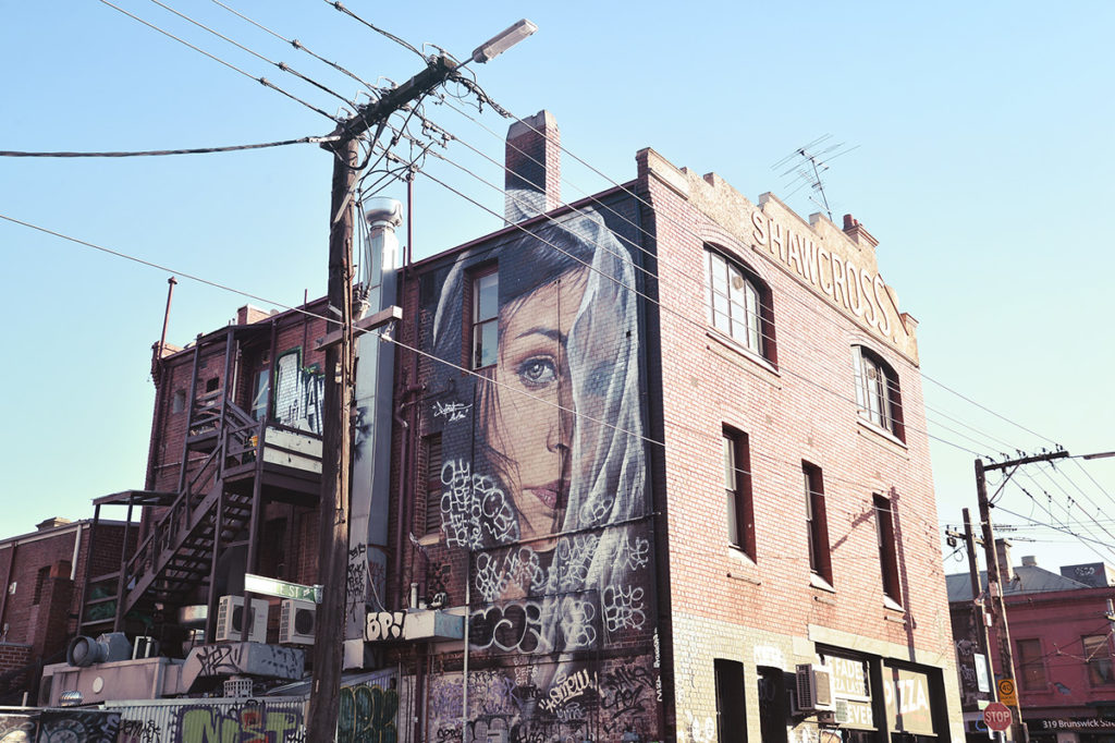 Photographic Inspiration: Melbourne City, Architecture and Graffiti by Jay Kreatica