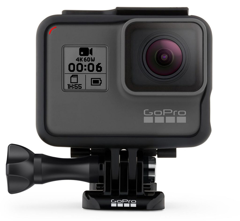 GoPro Hero6 Black | Get The Shot: Holiday Essentials With Orms