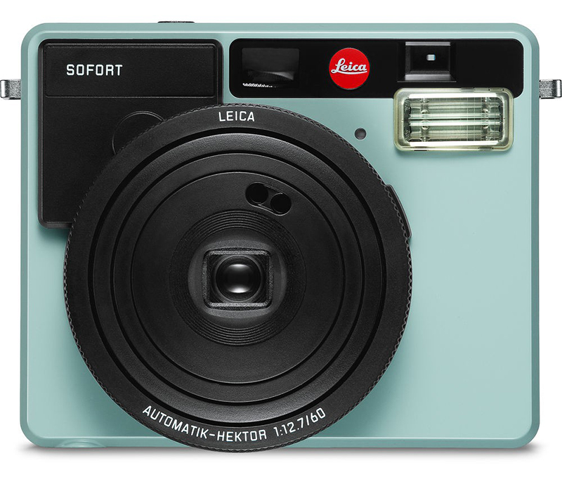Leica Sofort Instant Film Camera | Get The Shot: Holiday Essentials With Orms