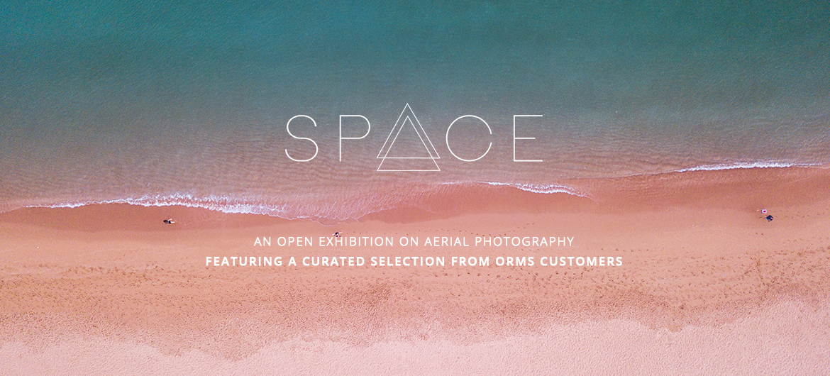 Exhibit Your Aerial Photographs at the SPACE Open Exhibition! | Orms