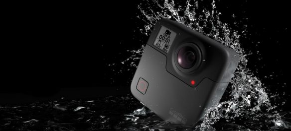 A Look at the GoPro Fusion 360-Degree Camera
