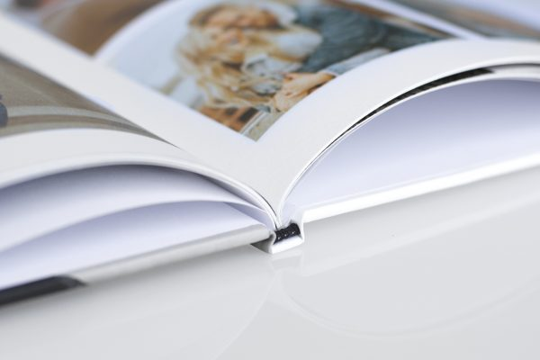 Stitch & Glue Bound Hardcover Photobook Binding with Orms Print Room & Framing