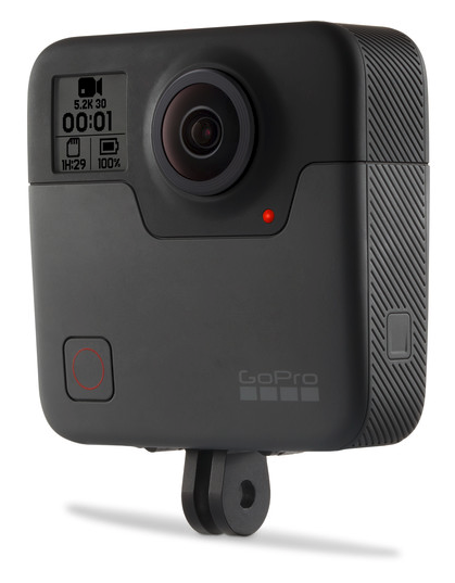 A Look At The GoPro Fusion 360-Degree Camera - At Orms Direct, Cape Town, South Africa