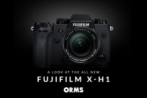 Meet the Brand New Fujifilm X-H1 Mirrorless Camera
