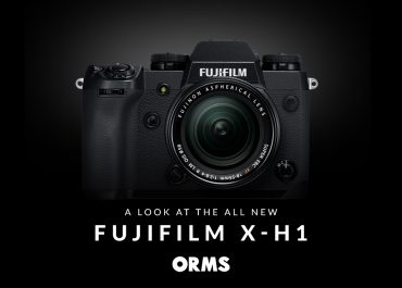 Meet the Brand New Fujifilm X-H1 Mirrorless Camera