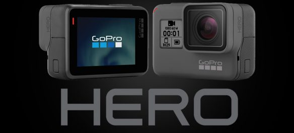 Just Announced! This Is The New GoPro HERO