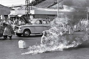 The Burning Monk: The Story Behind Malcolm Brown's Iconic 1963 Photograph