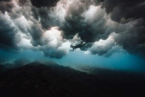 Underwater Photography: Below the Breaking Wave
