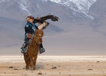 Journey Into Mongolia, by Bryn North