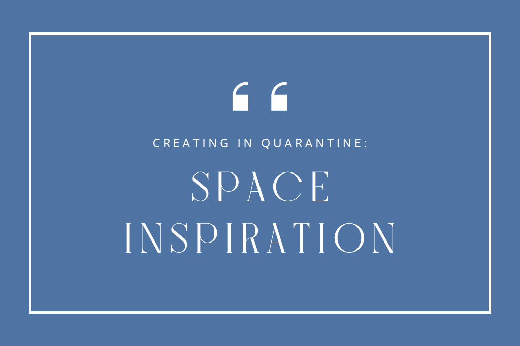 Creating in quarantine: Masters of Space