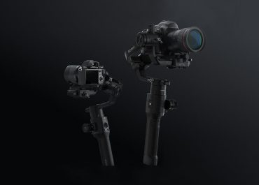 DJI Ronin-S 3-Axis Handheld Gimbal featured on Orms Connect