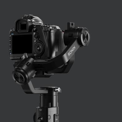 DJI Ronin-3 Innovative Design featured on Orms Connect